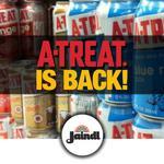 A-Treat soda making a comeback, hitting shelves soon