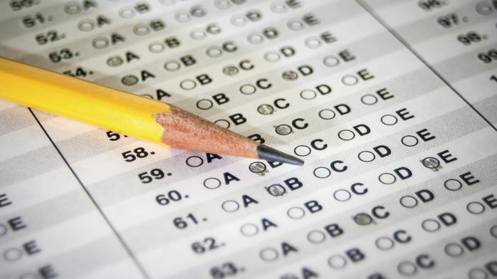 Here are the ACT scores for St. Louis' largest public high schools