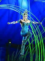 Cirque du Soleil's Amaluna brings big bucks