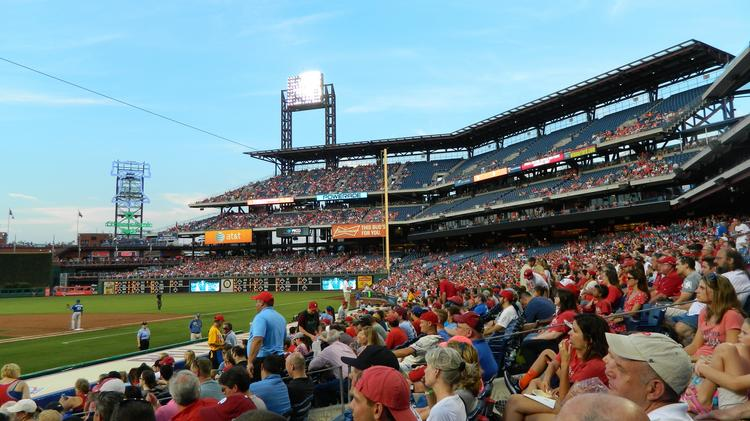 Want To Catch A Home Run At Citizens Bank Park Heres Where To Sit
