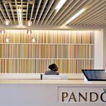 Pandora's downtown HQ captures 'certain energy or vibe,' exec says