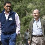On the heels of SoftBank's management change, Sprint's shares keep rising