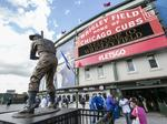 Cubs sign Gallagher in naming-rights deal for Park at Wrigley