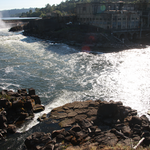 No whitewater park for Oregon City's Willamette Falls area