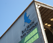Blue Heron Paper Co. filed for bankruptcy at the end of 2009 and ultimately failed. Its 23-acre property at Oregon City is the target of an effort to reclaim Willamette Falls and create a commercial and recreational destination.