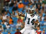 Scenes from the Carolina Panthers' home opener (PHOTOS)