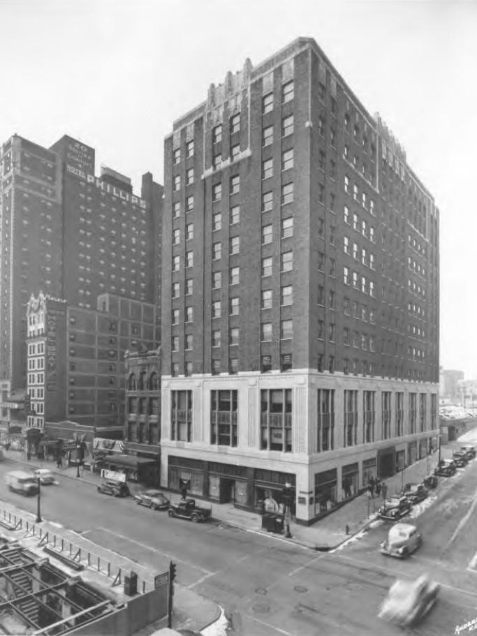 Built In 1929 The Historic Brookfield Building Will Reopen Dec 15 As A 118