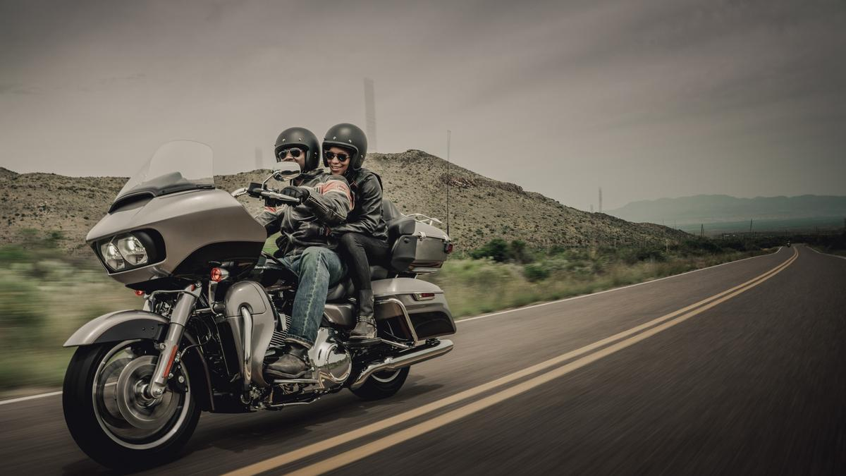 Harley-Davidson partners with motorcycle rental company EagleRider