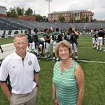 Charlotte 49ers embrace bigger football stage (PHOTOS)