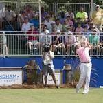 When opportunity knocked this year, the Wyndham Championship answered