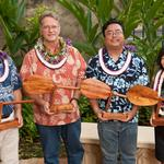 Hawaii Community Foundation awards four Hawaii nonprofit leaders with some me-time