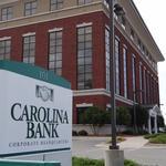 Carolina Bank sees big jump in quarterly profits