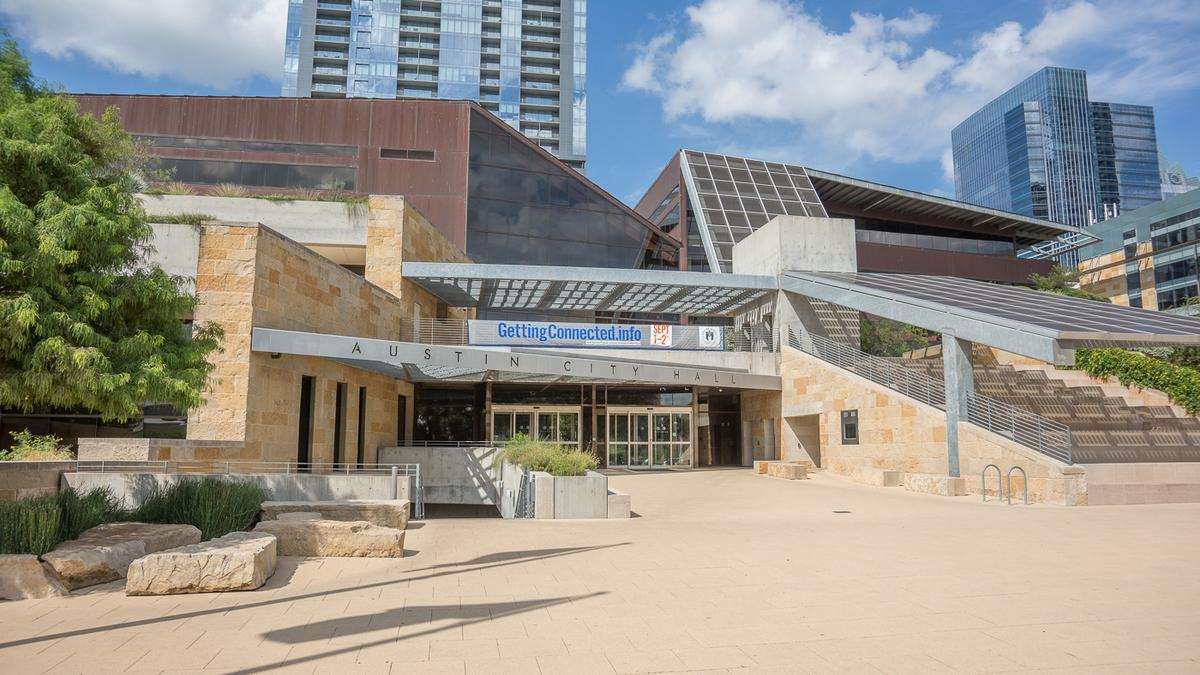 Austin has shortlist for new head of economic development