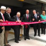 St. Peter's opens garage to help ease parking challenges for patients at Samaritan Hospital campus in Troy