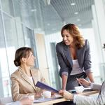 Advice to women leaders in training: Take more risks