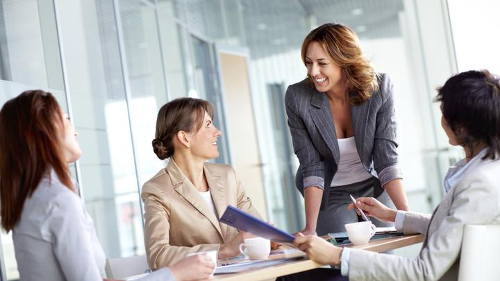 While women leaders in training should take more risks