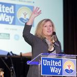 Animals and fundraising: Scenes from the United Way's $60 million campaign kickoff