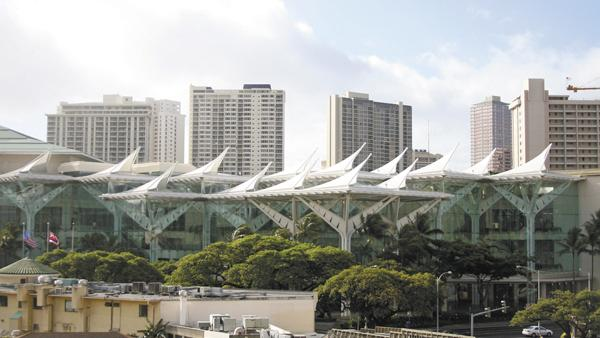 Hawaii Convention Center to host International Stroke