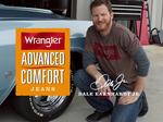 VF launches Wrangler TV campaign with big-name athletes