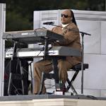 Man enters plea in Stevie Wonder concert scam