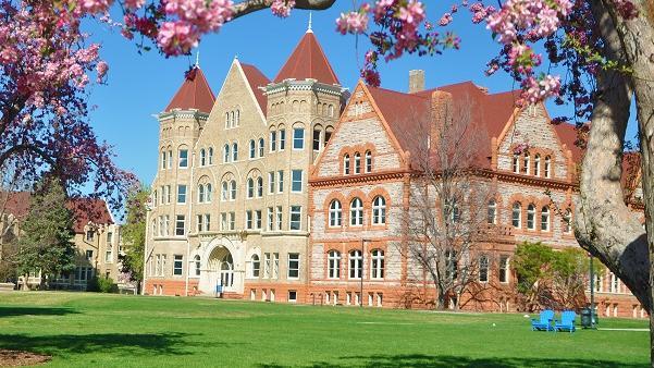 Johnson Wales University Completes