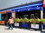 Who's buying the Crown Grill in Saratoga?