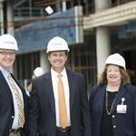 Jewish Hospital places final beam for $80M expansion: SLIDESHOW