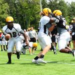 KSU preps for second football season