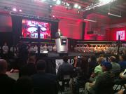 WWE's Levesque explains how the new 26,000-square-foot center will be vital to training the future stars of the WWE.