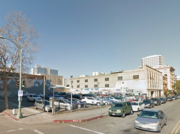 Bay Development is proposing a 126-unit project at 250 14th St. in Oakland, currently a parking lot.