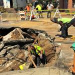 Nearly 1 sinkhole per every mile of road in Philly: Streets Dept.
