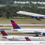Orlando airport welcomes new passenger record in April