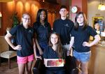 Students from Youth Entrepreneurs launch new Cocoa Dolce product
