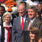 Gov. Bentley now has divorce and budget shortfall looming