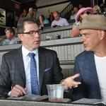 Retired ballplayers, coaches, chefs and local executives witnessed big day at Travers