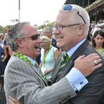 Keen Ice wins the Travers