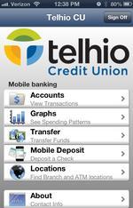 Telhio launches mobile banking app