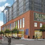 First companies sign office leases at The Dillon