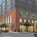 <strong>Kane</strong> Realty signs first retailer for downtown Raleigh's The Dillon