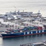 Puget Sound's largest-ever cargo ship – longer than an aircraft carrier – just arrived in Seattle