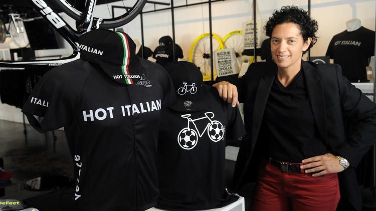 55e6e614 Andrea Lepore, co-founder of of the Hot Italian pizzerias, is trying to