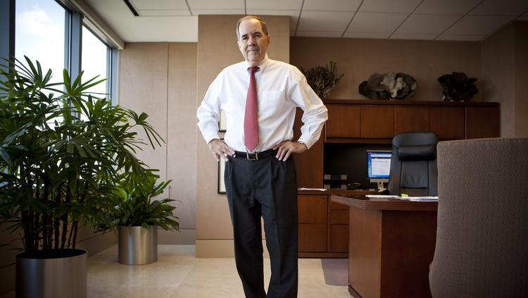 Mark Papa, CEO of Centennial Resource Development.