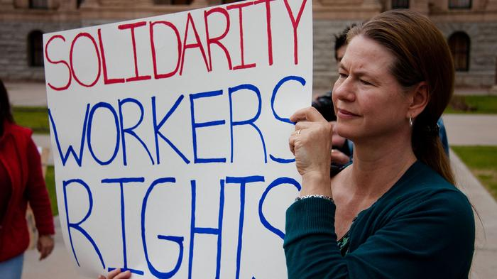 Do you think labor unions are still necessary to protect workers, or have they generally become unnecessary?