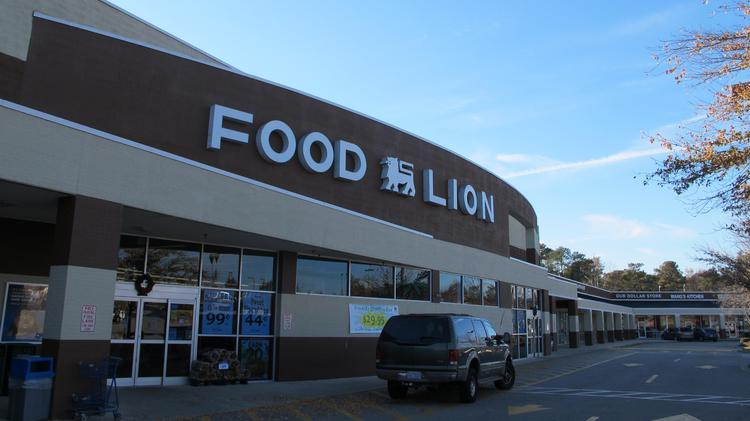 Food Lion New Bern Raleigh Nc
