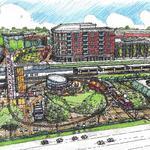 Brookhaven-Oglethorpe station project could form city center