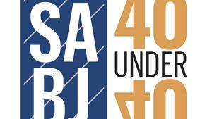 SABJ announces the 2018 40 Under 40 honorees