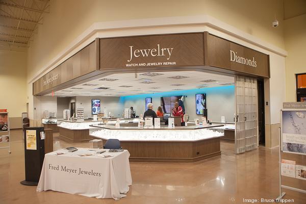 Kroger closing Fred Meyer Jewelers
