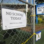 Seattle schools remain shut for third day; no face-to-face talks scheduled