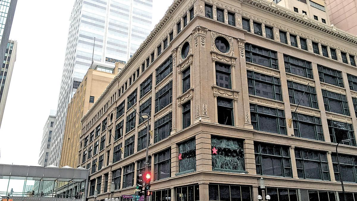 Minneapolis Macyu0027s Site On Nicollet Mall Could Once Again Be Called  U0027Daytonu0027su0027   Minneapolis / St. Paul Business Journal