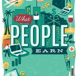 COVER STORY: WHAT PEOPLE EARN